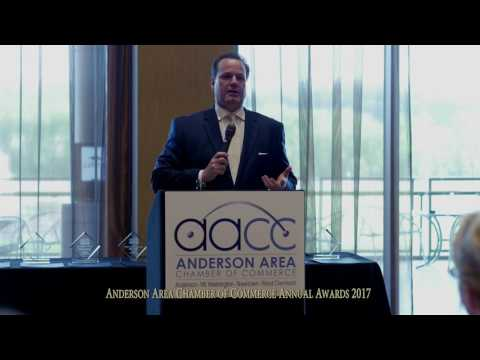 Anderson Area Chamber of Commerce Annual Awards 2017