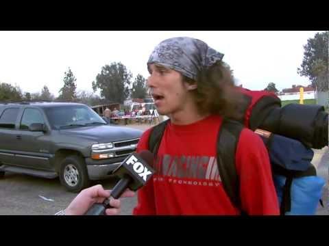 Kai the Hitchhiker homeless Fights Racist Jesus ORIGINAL HD Footage SMASH