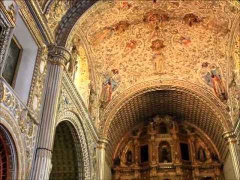 Santo Domingo Church Oaxaca
