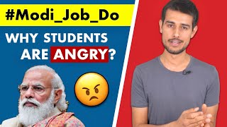 Modi Rojgar Do | SSC Exam and Job Vacancies | Dhruv Rathee