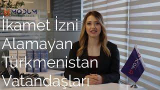 İkamet İzinlerini Uzatamayan Türkmenistan Vatandaşlarına Çözüm Var mı?