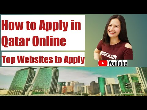 Vlog #7: How to Apply Jobs in Qatar Online | Top Websites to Apply