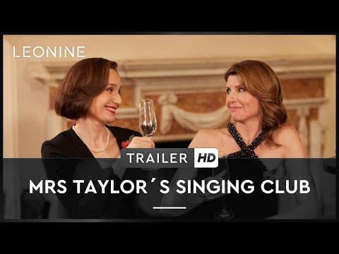 Mrs Taylor´s Singing Club – Trailer (deutsch/german; FKS 0)