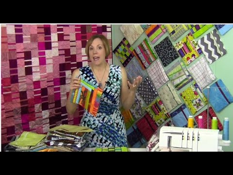Charity Gift Bags Tutorial for Sergers & Sewing Machines