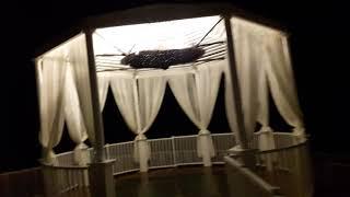 Отель Риф Оазис бич Резорт ночью Египет Шарм эль Шейх 3 02 2021