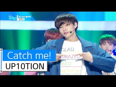 [HOT] UP10TION - Catch me, 업텐션 - 여기여기 붙어라, Show Music core 20160102