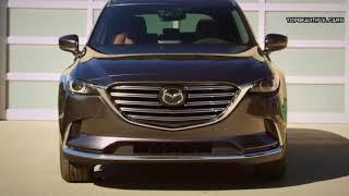 Mazda CX9 2019 Interior Exterior Design