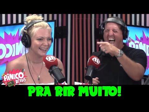 Pânico 2019 - OS MOMENTOS MAIS ENGRAÇADOS DO ANO! #5