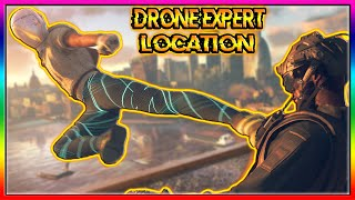 Watch Dogs Legion Drone Expert Location