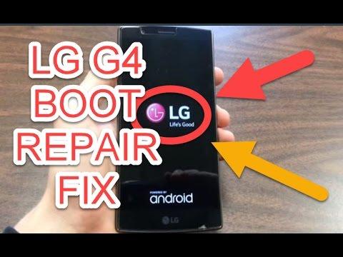 REPAIR BOOTLOOP LG G4 EASY FIX