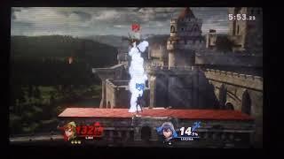 SSBU - Elite Smash Link vs. Lucina