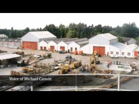 west offaly heritage   new media new audiences  Memories of Bord na Mona - by Shana Weinberg.flv
