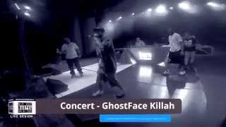 Ghostface Killah & Vlad Dobrescu - Protect Ya Neck @ Street Heroes - Summer Swag (Live)