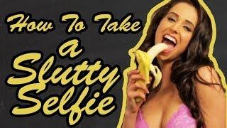 How To Take A Slutty Selfie // Syd Wilder