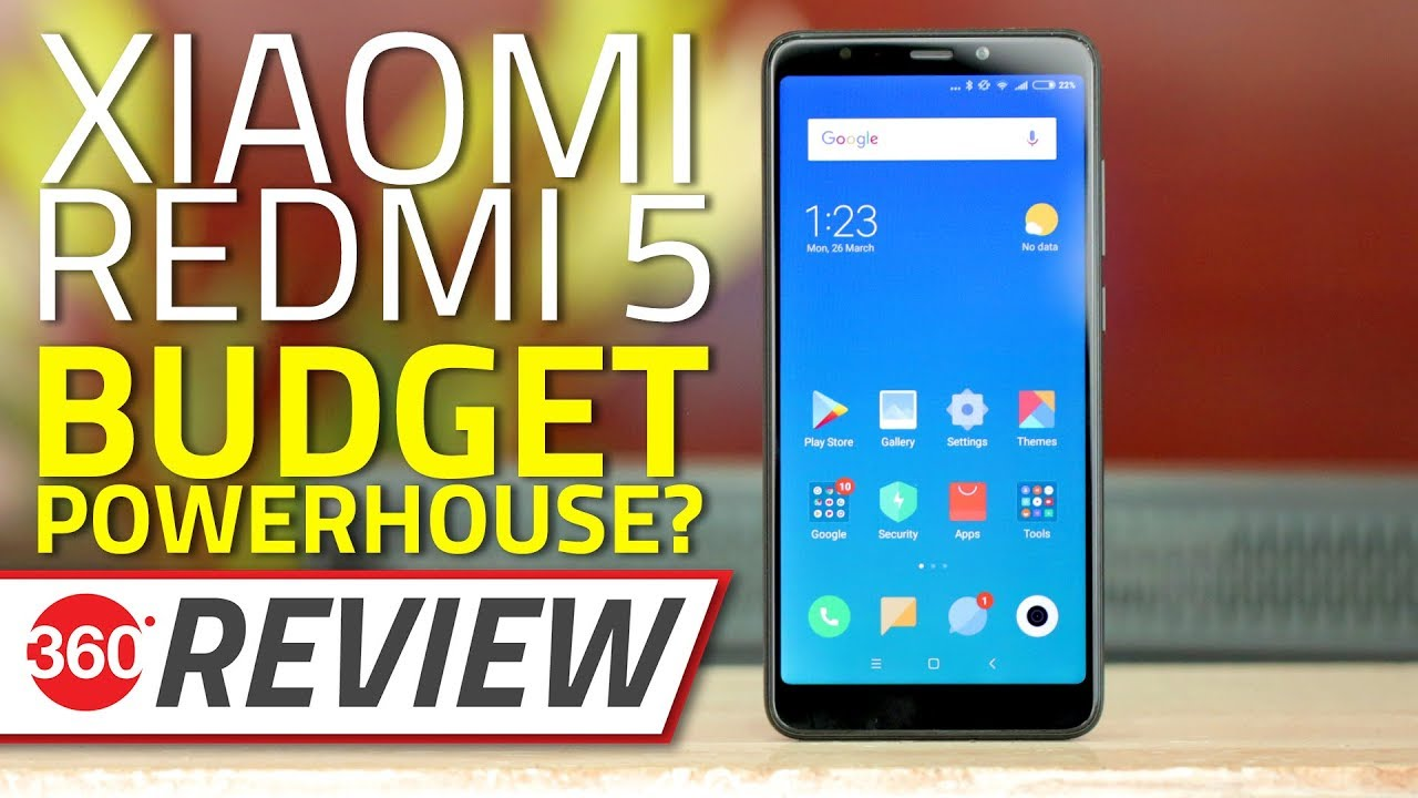 Xiaomi Redmi 5 Review | Most Powerful Phone Under Rs  10,000?