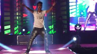 govinda best dance on lounda badnam hua with lolypop 2017 best solo dance by vinay