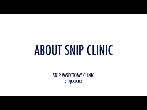 Snip Vasectomy Clinic - About Snip Clinic