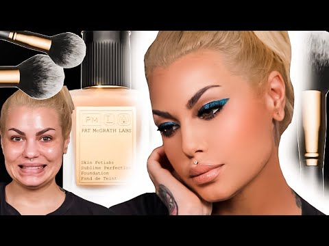 I try a new foundation and get ready for an event GRWM do we like it? do we love it?   BAILEY SARIAN