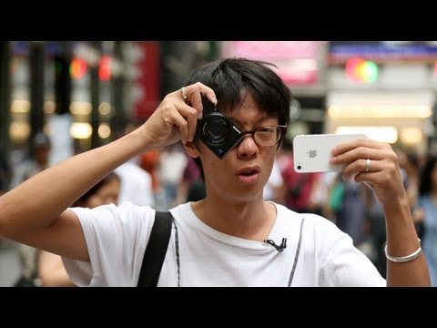 Sony DSC RX100 Hands-on Review
