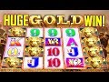 💰HUGE GOLD WIN!💰 -🐂 BUFFALO GOLD SLOT 🐂 - 'COME ON! - Slot Machine Bonus
