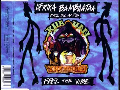 AFRIKA BAMBAATAA - Feel The Vibe (Extended) (Dance Winter 1994-95)