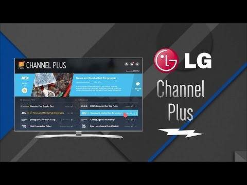 LG Channel Plus Overview