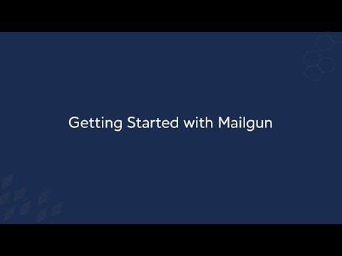 Getting Started with Mailgun