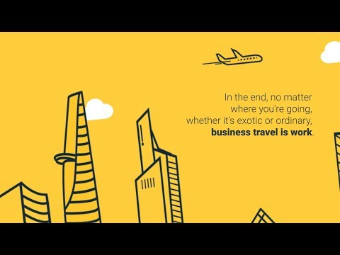 Egencia makes business travel easier!