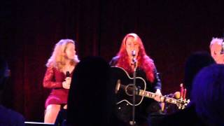 Wynonna and Annika Horne!  Burning Love