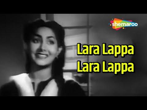 Lara Lappa Lara Lappa Lai Rakhada | Ek Thi Ladki (1949) | Meena Shorey | Motilal | Lata Mangeshkar