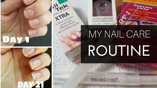How To Grow Your Nails | Natural Nail Care | Long Video!