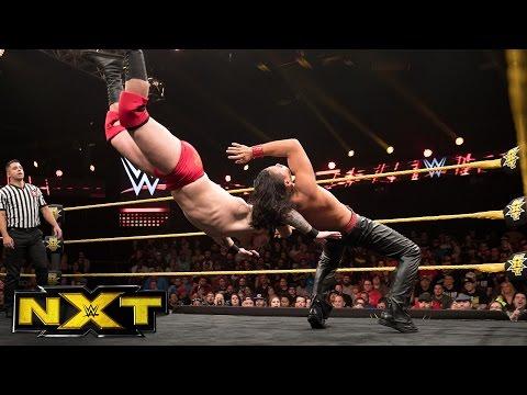 Shinsuke Nakamura vs. Steve Cutler: WWE NXT, Sept. 7, 2016