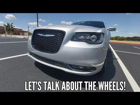 2019 Chrysler 300s Wheel update and more!