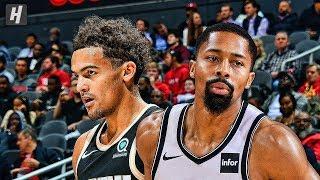 Brooklyn Nets vs Atlanta Hawks - Full Game Highlights | December 4, 2019 | 2019-20 NBA Season