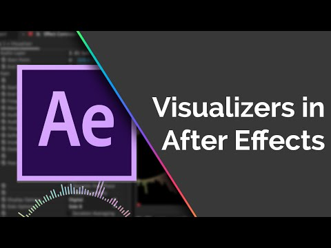 How to Create Music Visualizers - After Effects Tutorial (Updated)