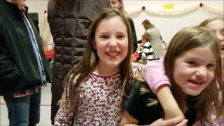 Farrand Elementary Pancake Dinner & Christmas Party 2016