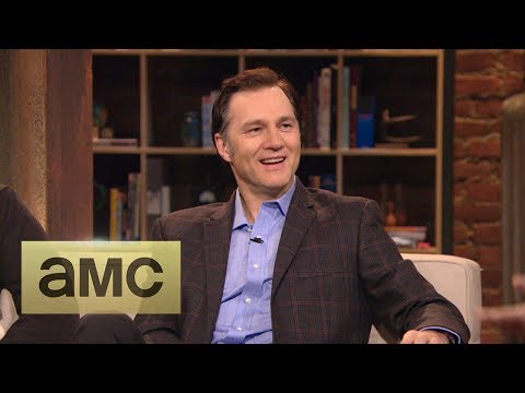 David Morrissey and Ike Barinholtz on The Governor: Talking Dead
