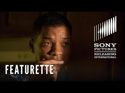 Concussion Thriller Featurette Starring Will Smith  At Cinemas February 12