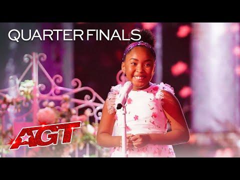 "Victory Brinker Sings a Stunning Rendition of ""Casta Diva"" - America's Got Talent 2021"