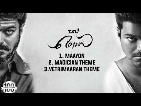 Mersal | BGM Jukebox | SansarProductions | A.R Rahman