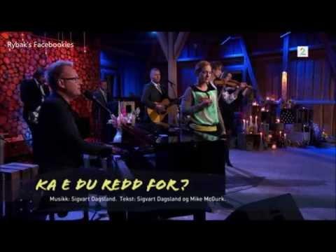 Sigvart Dagsland, Anneli Drecker og Alexander Rybak  Ka e du redd for  HGVM 2014