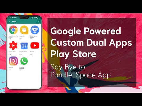Create A Custom Dual Apps Powered Google Play Store On Any Android | Tricks #13 | Tech Fibre