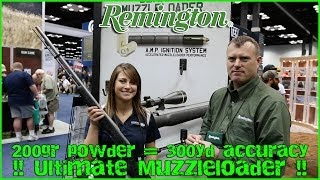 Remington Model 700 Ultimate Muzzleloader