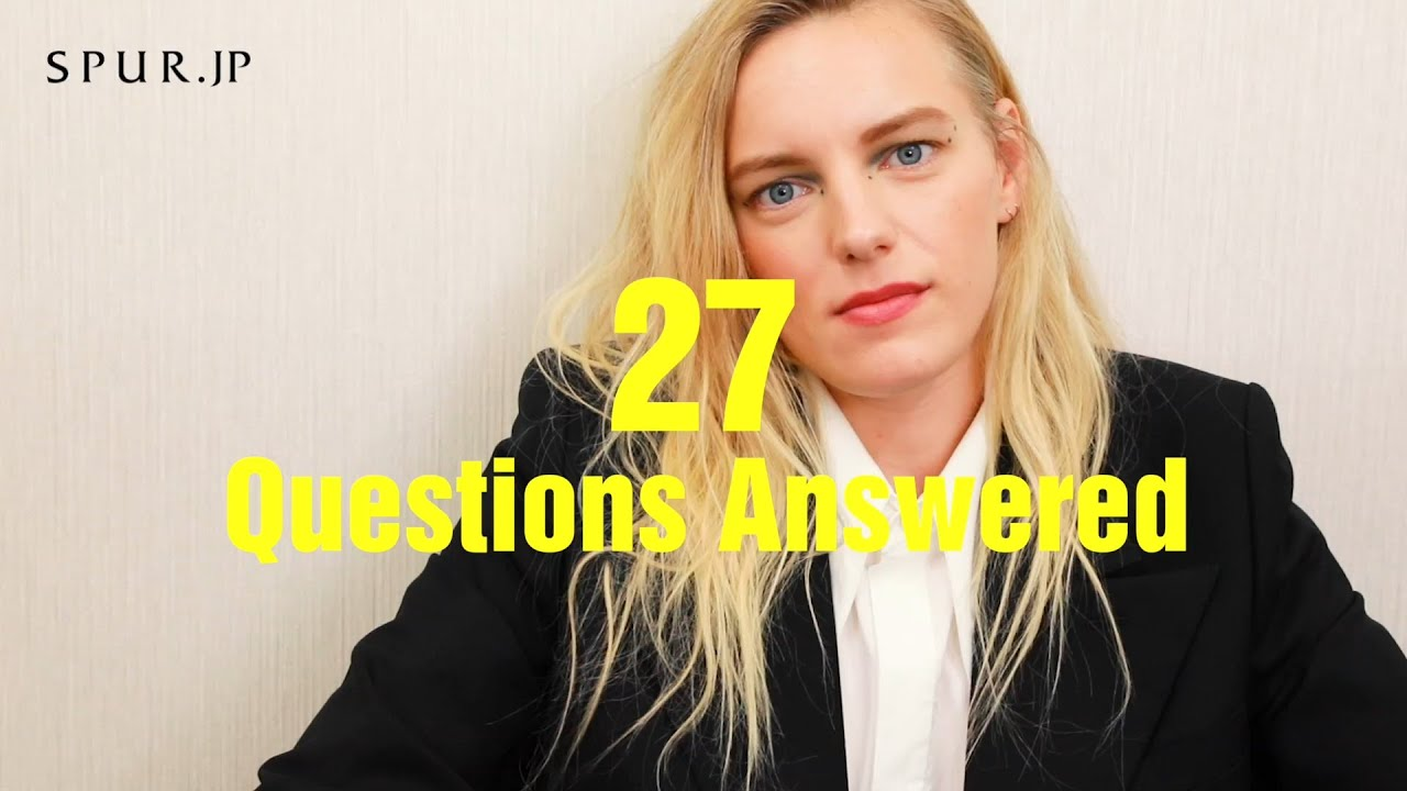 Erika Linder 27 Questions Answered