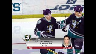 NHL 2005 - Gameplay Xbox HD 720P