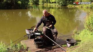 FXT Match + Feeder Rods - Explained by Mick Bull