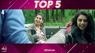 Top 5 Punjabi Songs 2017 Speed Records