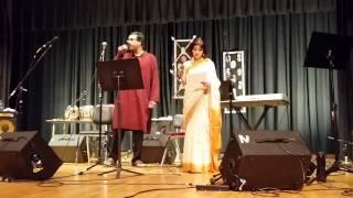 Aynate Oi Mukh Dekhbe Jokhon by Koli & Aparna