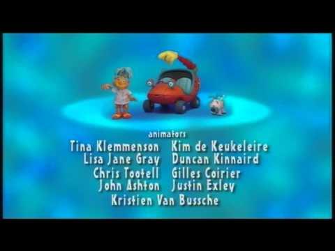 Engie Benjy Season 1-2 (2002) UK Credits