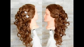 Acconciatura Elegante per capelli lunghi | Elegante Hairstyle | Argentealo